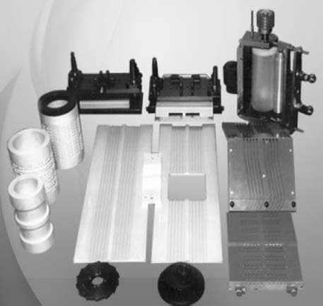 Spares for Blister Pack Machine