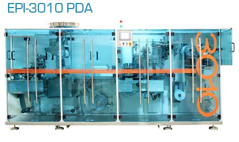 Blister Packing Machine-3010 PDA