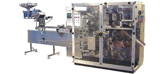 Blister Packing Machine-3000 FB