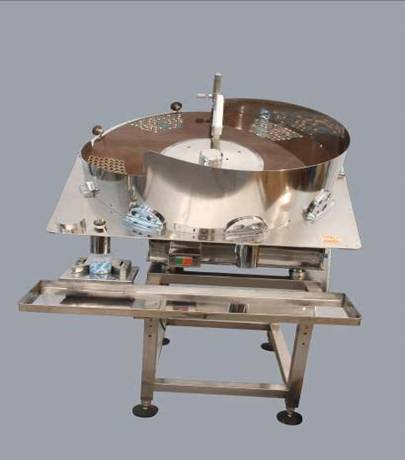 Tablet Counting Machine (Disc Type)