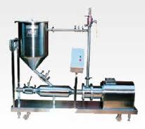 In - Line Homogenizer
