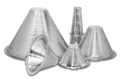 Sieves for Cone - Mill
