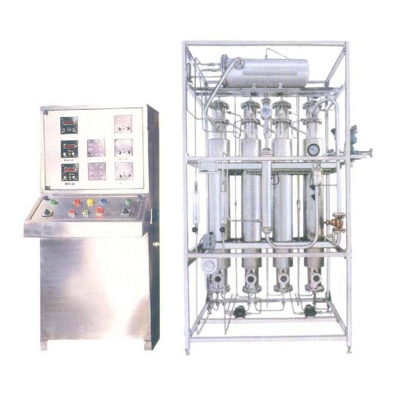Multi Column Distillation Plants