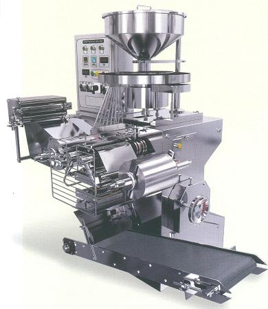 Strip Packing Machine (Capsule)